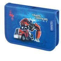 """Пенал с наполнением Herlitz """"Transformers Prime"""" 31 предмет."""